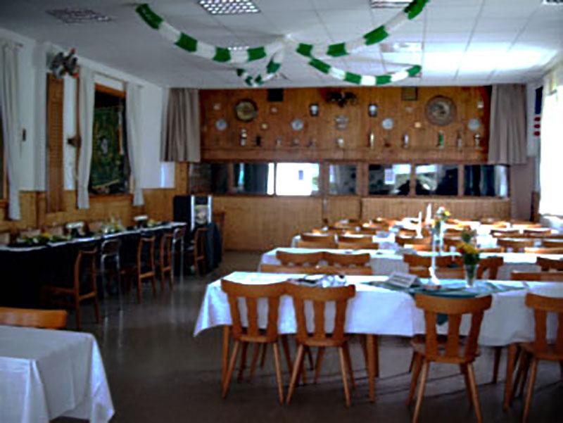 Hier sehen Sie den Festsaal des Altenvoerder Schützenvereins