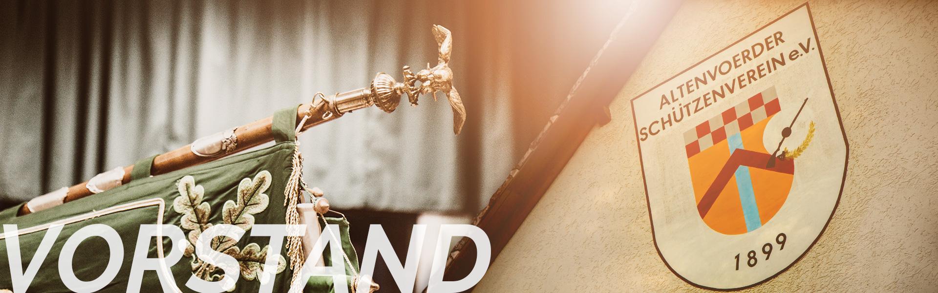 Titelbild für den Vorstand des Altenvoerder Schützenvereins