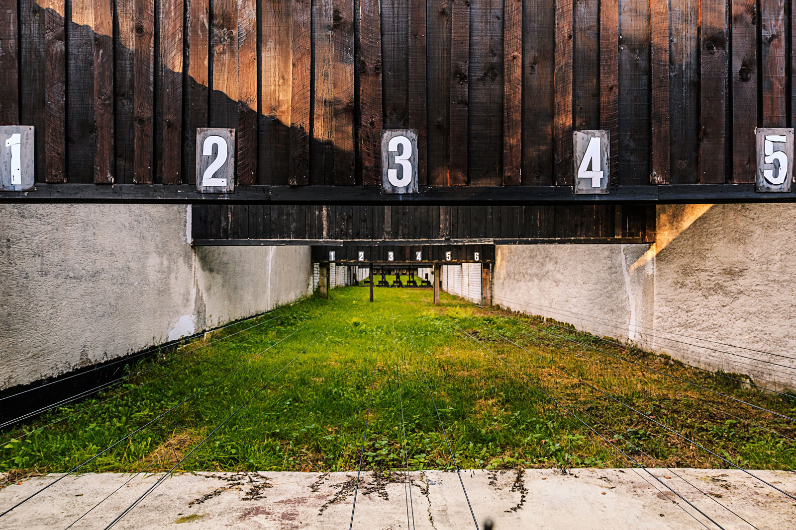 Bild vom 50/100 m Kleinkaliber Schießstand vom Altenvoeder Schützenverein