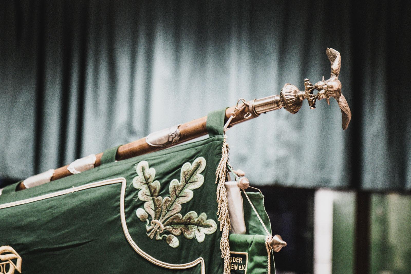 Bild mit Symbol für den Vorstand des Altenvoerder Schützenverein